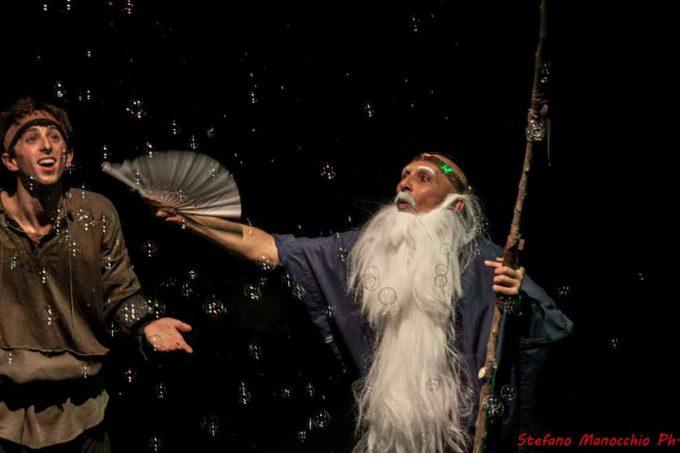 Teatro Vascello – LA SPADA NELLA ROCCIA: LA STORIA DI RE ARTÙ