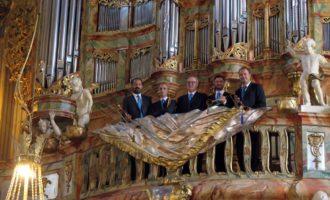"""""""Al suon di bellico strumento"""": musiche rinascimentali e barocche"""