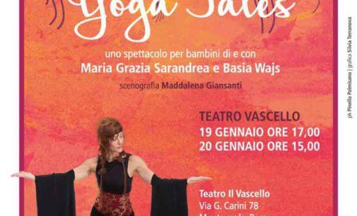 Teatro Vascello – YOGA TALES