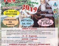 ROCCA PRIORA – 169^ EDIZIONE DELLA FESTA DI SANT'ANTONIO ABATE