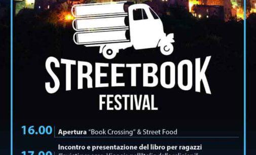 STREETBOOK FESTIVAL. PARTE OGGI IL 1° FESTIVAL LETTERARIO SU TRE RUOTE