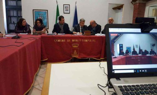 MONTE COMPATRI – CONSIGLIO COMUNALE, UN NUOVO SISTEMA DI REGISTRAZIONE AUDIO-VIDEO