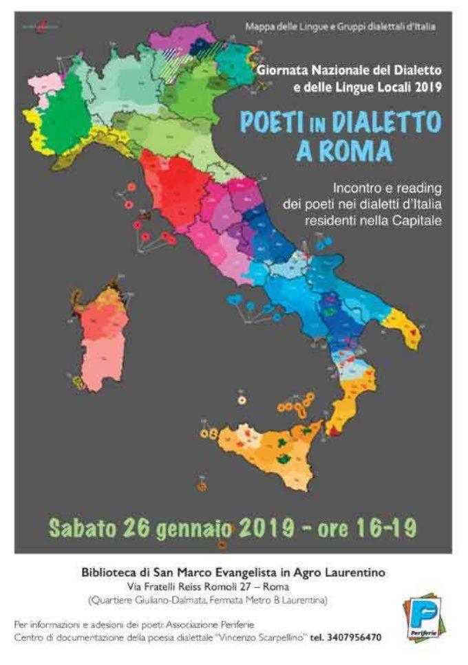 POETI IN DIALETTO A ROMA
