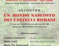 GROTTAFERRATA – UN MONDO NASCOSTO DEI CASTELLI ROMANI