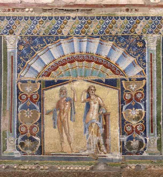 Il Parco Archeologico di Ercolano.  Archeologia, Arti e territorio
