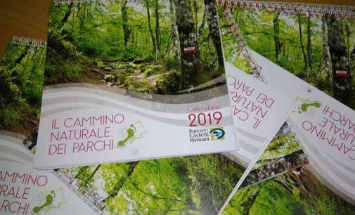 Calendario 2019 del Parco dei Castelli Romani