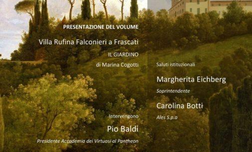 Armonia e paesaggio del giardino di Villa Rufina Falconieri a Frascati