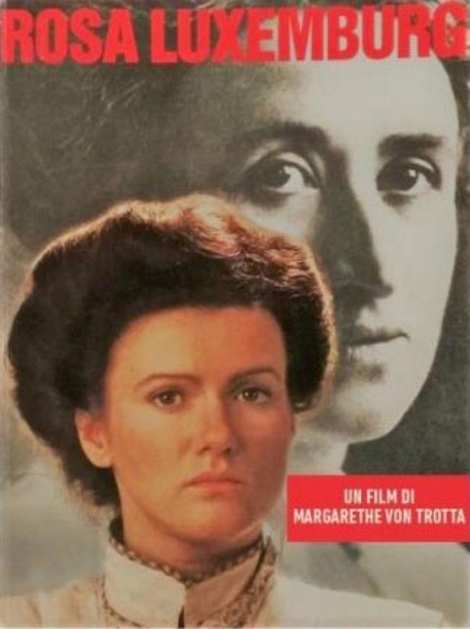 ROSA LUXEMBURG: proiezione + lezione di cinema con Margarethe von Trotta alla Casa del Cinema (21 gennaio – ore 16)