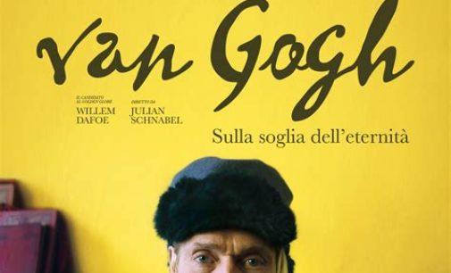 """Il film di Schnabel, """"van Gogh – Sulla soglia dell'eternità"""""""