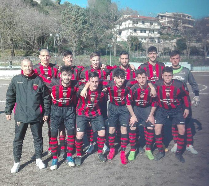 Vjs Velletri da record: battuto anche il Suio Castelforte (2-1)