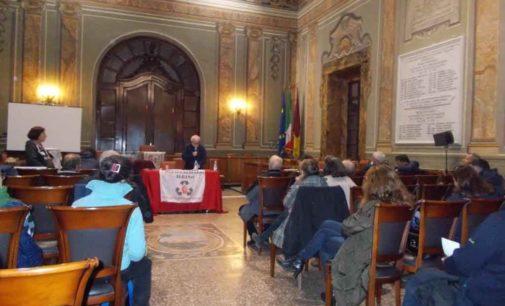 Convegno No Inc al Municipio di Albano