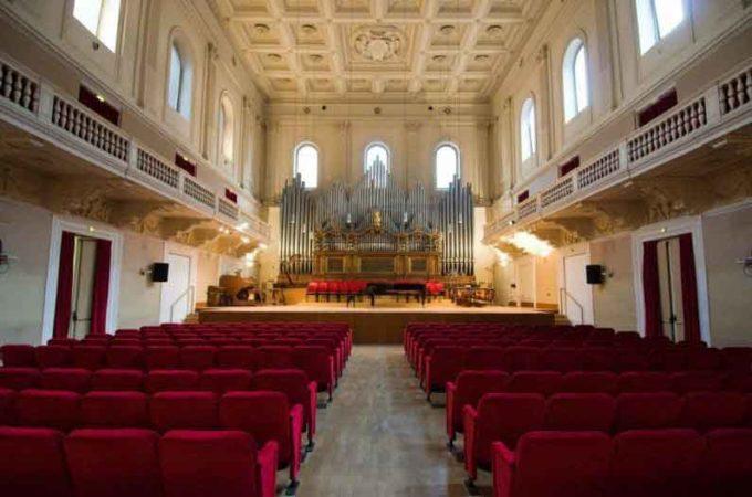 L'organo visita i bassi  Divertimento per organo e due contrabbassi