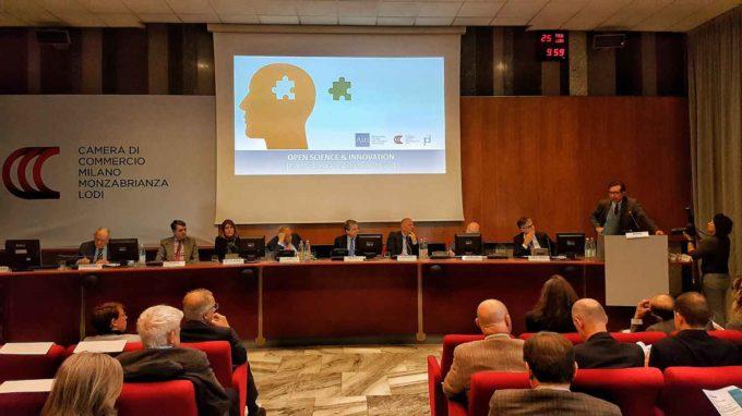 Open Science & Innovation.  Nuove metodologie di dialogo tra Università e Industria