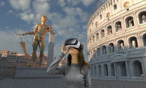 A marzo Roma STARBIKE lancia il nuovo tour con visori 3D di realtà virtuale, per rivivere gli splendori della Roma Antica, in bicicletta Elettrica