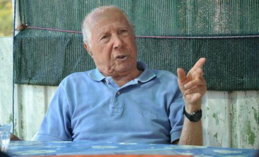 A Baccano l'ultimo saluto al partigiano Luciano Ricco