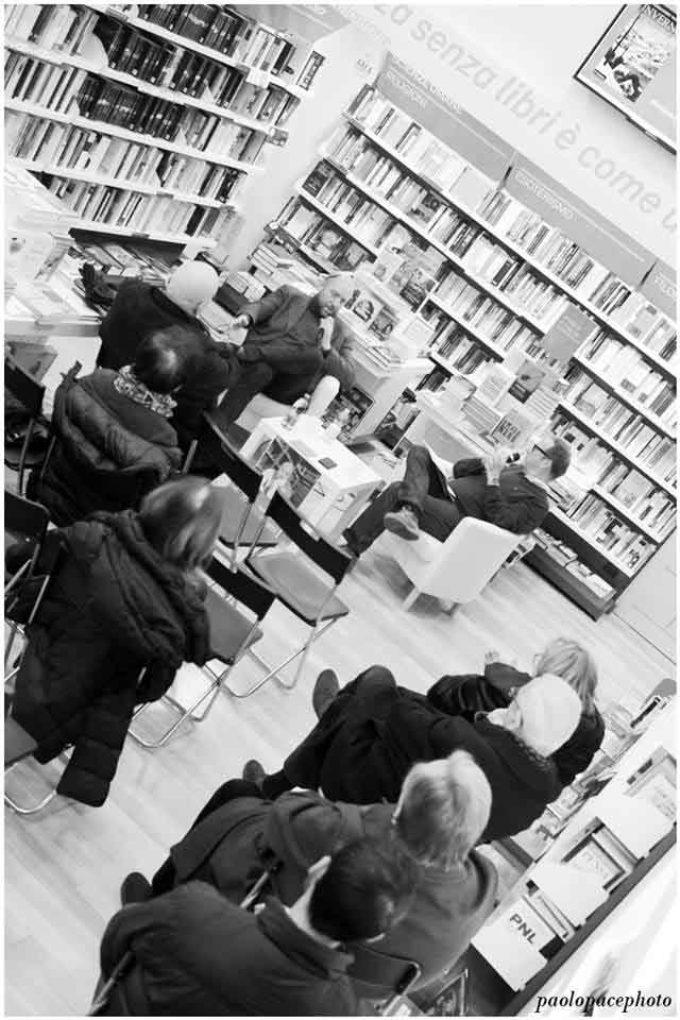 Alessandro Vanoli ha raccontato l'inverno e l'attesa alla Mondadori di Genzano