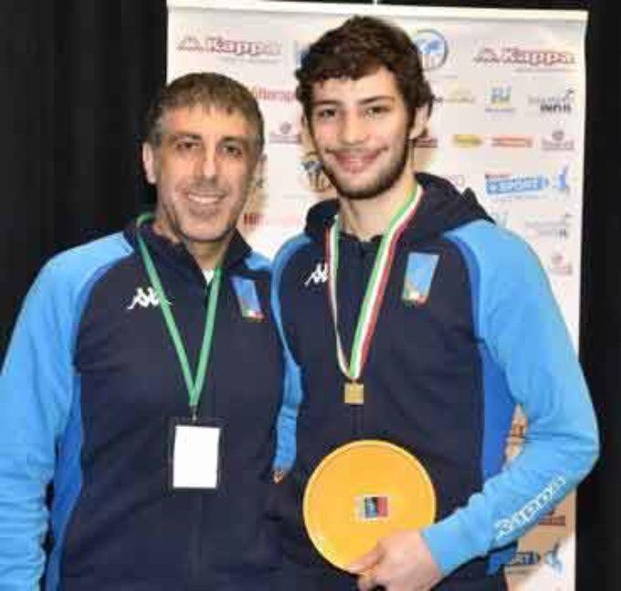 Frascati Scherma, Ottaviani vince i Giochi del Mediterraneo. Puglia e Rossini terze in Cdm U20