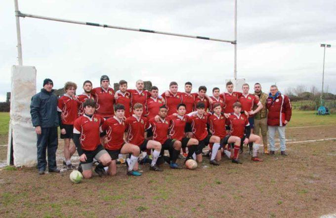 Rugby Frascati Union 1949 (Under 18 maschile), Girini: «Una stagione che è utile per crescere»