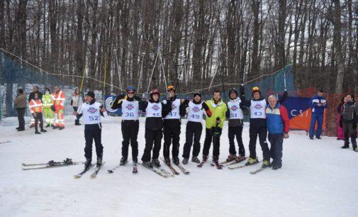 """Cava (SA) / Viggiano (PZ) Campionato interprovinciale Sci Alpino """"Memorial G. Nigro"""""""