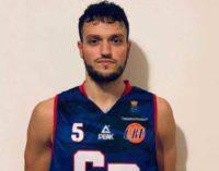 """Club Basket Frascati (serie C Gold/m), il """"talismano"""" Pedemonte: «Contento del mio impatto qui»"""