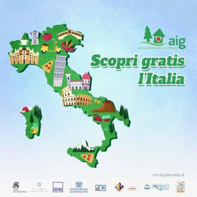 Scopri gratis l'Italia
