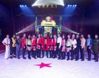Il circo è spettacolo, ma anche solidarietà: l'abbraccio all'associazione Ufe
