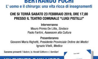 Bertrando Fochi, L'uomo e il chirurgo: una vita ricca d'insegnamenti