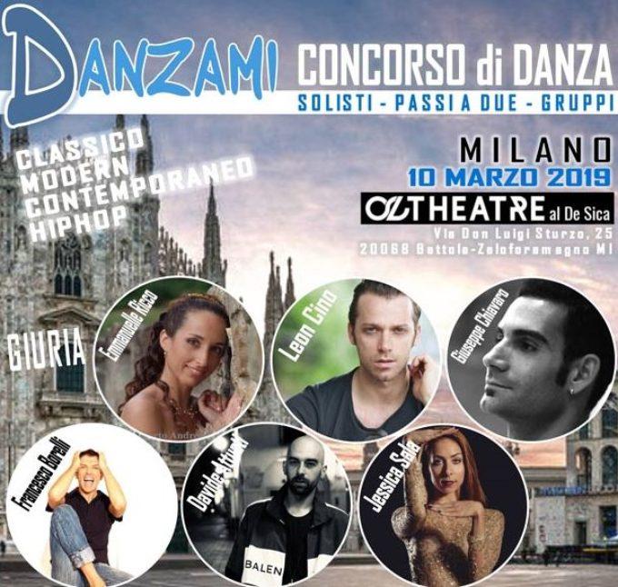 Danzami: concorso nazionale di danza