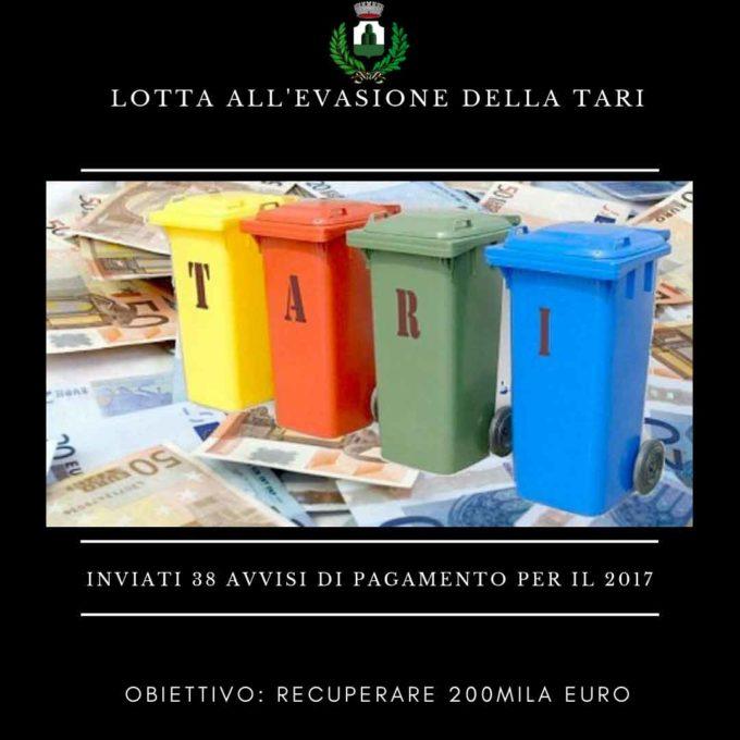 """Monte Compatri – """"Lotta all'evasione: inviati avvisi per il 2017 per recuperare 200mila euro"""""""