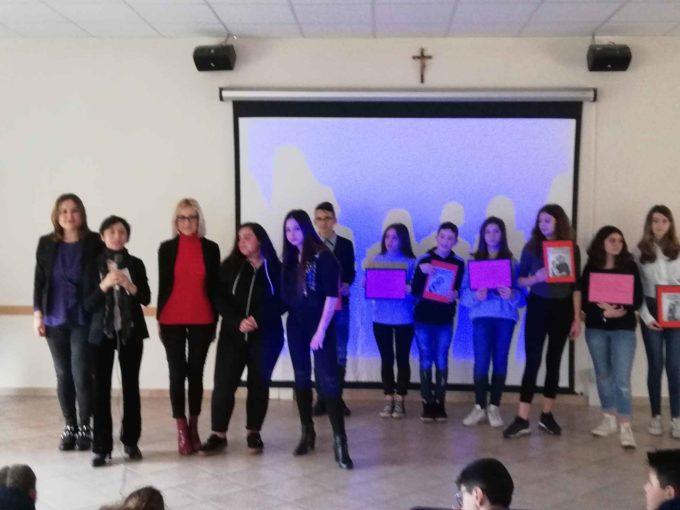 """8 marzo tutto l'anno  Gli alunni del """"Gulluni"""" riflettono sull'uguaglianza delle differenze"""