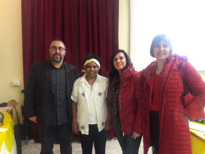 Giornata Internazionale della Donna, a Lanuvio ospite la scrittrice eritrea Ribka Sibhau