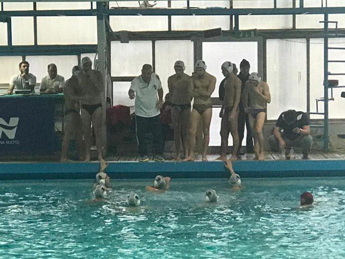 Serie C, Waterpolis Lariano battuta di misura a Napoli contro l'Azzurra 99