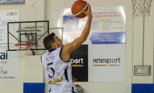 """San Nilo Grottaferrata basket (C Gold/m), Rossi: """"Per il primo posto ci mancano sei vittorie…"""""""