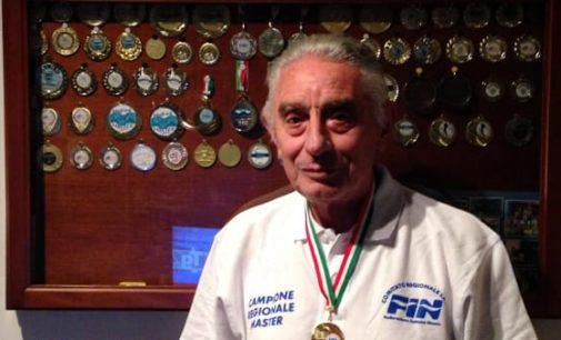 Tc New Country Frascati (nuoto), Piana stupisce ancora: due titoli regionali Master a 80 anni