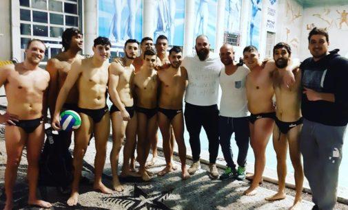 """3T Frascati Sporting Village (pallanuoto), Tincani: """"Finalmente la prima vittoria della C, ci voleva"""""""