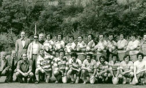 Rugby Frascati Union 1949 alla presentazione degli eventi per il 70esimo del Rugby Frascati