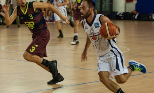 """San Nilo Grottaferrata basket (C Gold/m), Garofolo: """"A Viterbo ci aspetta un'altra gara dura"""""""