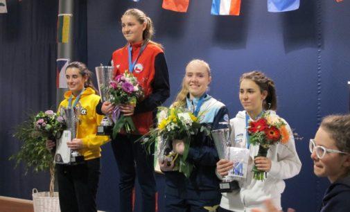 Susan Maria Sica (Lazio Scherma) Bronzo nel Circuito Europeo Under 23