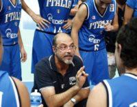 Club Basket Frascati, un'occasione unica: coach Giovanni Lucchesi domani allenerà le giovanili