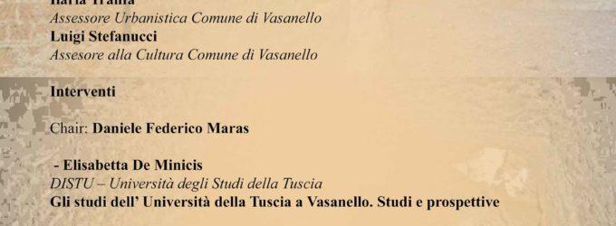 Vasanello e il suo territorio tra antichità e medioevo