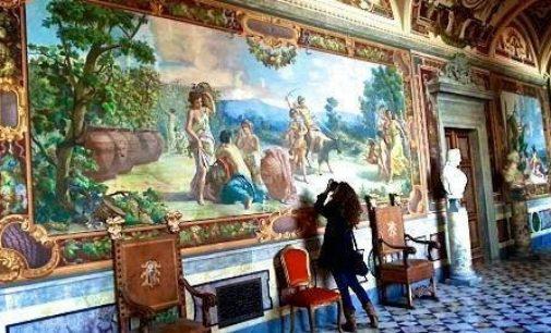 Dimore storiche e Castellilungo la Via Francigena