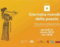 Giornata Mondiale della Poesia Uno per ogni ora   24 POETI PER IL 21 MARZO
