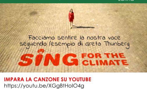 Cantiamo insieme per il clima