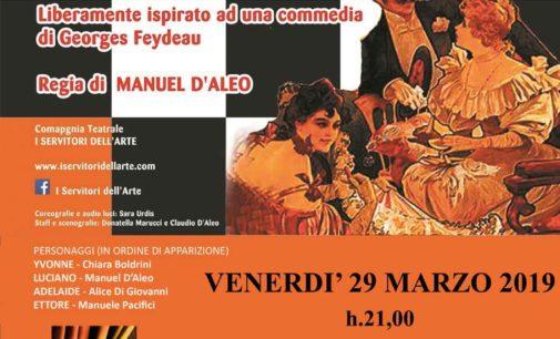 LA BUONANIMA DI MAMMÀ – I SERVITORI DELL'ARTE TOUR 2019 –
