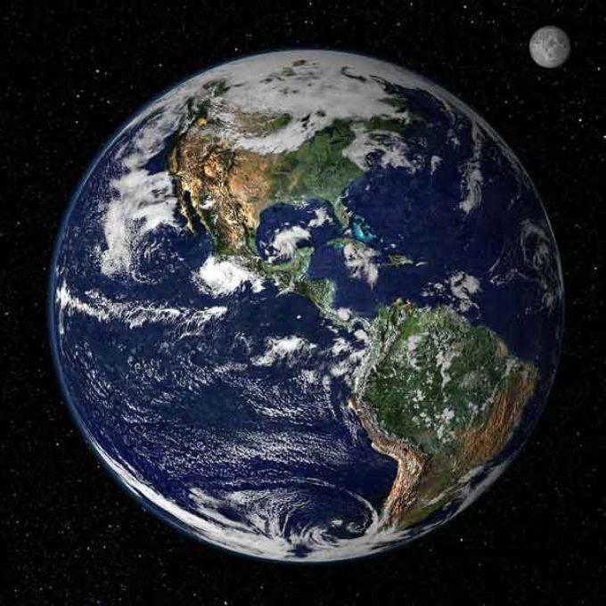 È l'Ora della Terra  Sabato 30 marzo il nostro pianeta si spegne per un'ora