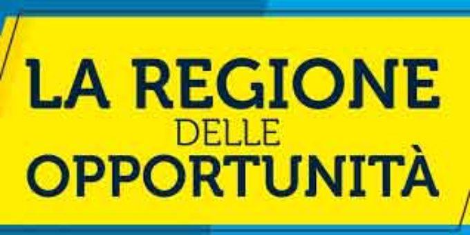 LA REGIONE DELLE OPPORTUNITA'