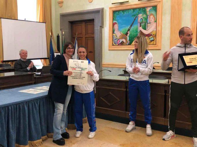 PREMIATA L'HMD ITALIA A MARINO