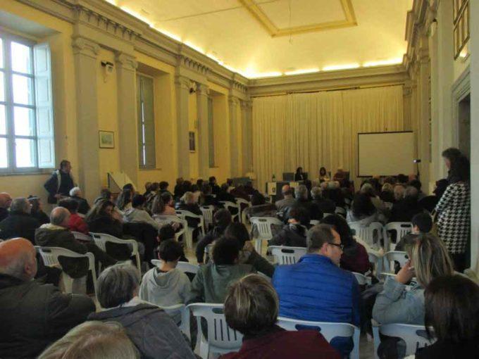 Velletri – Sala Tersicore gremita per il convegno sulla maestra e sindacalista Cesira Fiori
