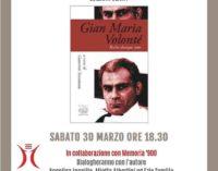 """Recito dunque sono"": evento per Gian Maria Volontè"