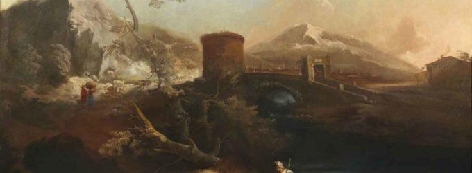 Ariccia – Alessio De Marchis e la pittura di paesaggio del '700